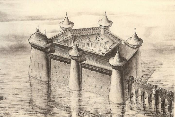 Chateau de Selles