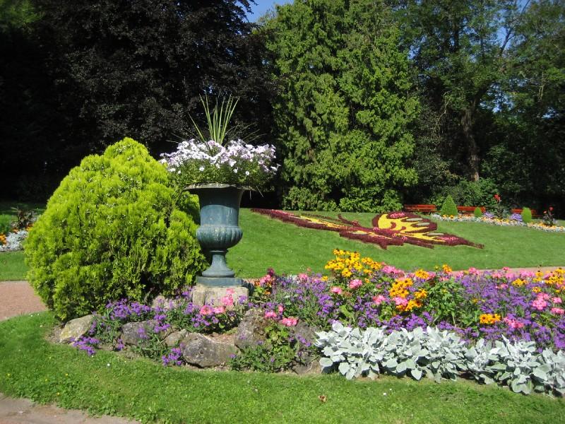 Jardin aux fleurs for Jardins fleuris paysagiste